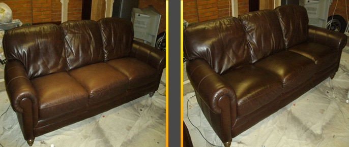 Pleasant The Leather Doctor Peeling Leather Sofa And Peeling Car Ncnpc Chair Design For Home Ncnpcorg