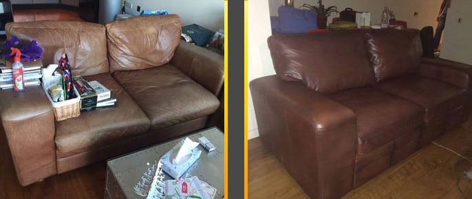 The Leather Doctor Leather Sofa And Car Seat Repair